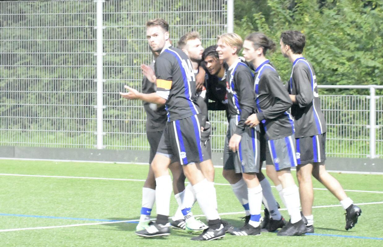 OLIVEO O23 - DSVP O23 voetbal Pijnacker