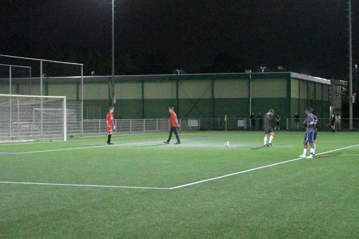 OLIVEO O23 - DSVP O23 voetbal in Pijnacker