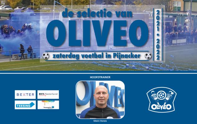 De selectie van OLIVEO 2021-22