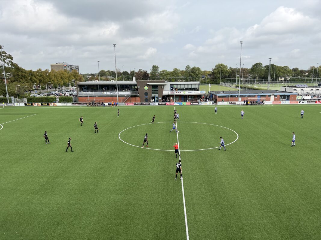 ASWH O23-1 - OLIVEO O23-1 Divisie 3 voetbal